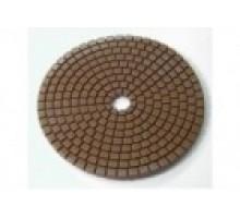 Гибкие шлифовальные диски Черепашки D100мм №30 с водой